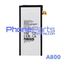 A800 Battery for Galaxy A8 (2015) - A800 (4 pcs)