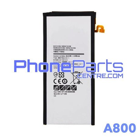 A800 Battery for Galaxy A8 (2015) - A800 (4 pcs)