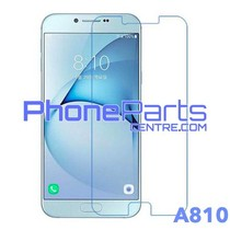 A810 Tempered glass premium quality - no packing for Galaxy A8 (2016) - A810 (50 pcs)