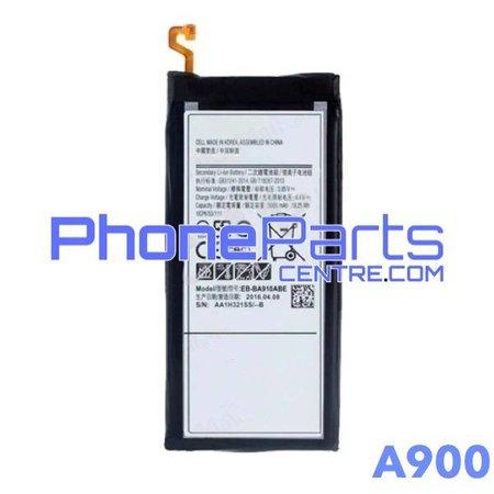 A900 Battery for Galaxy A9 (2016) - A900 (4 pcs)