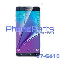 G610 Tempered glass - retail packing for Galaxy J7 Prime (2016) - G610 (10 pcs)