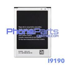 I9190 Batterij premium quality voor Galaxy S4 mini - I9190 (4 stuks)