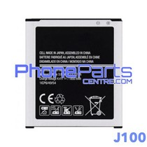 J100 Battery premium quality for Galaxy J1 (2015) - J100 (4 pcs)