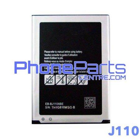 J110 Batterij premium quality voor Galaxy J1 Ace (2016) - J110 (4 stuks)