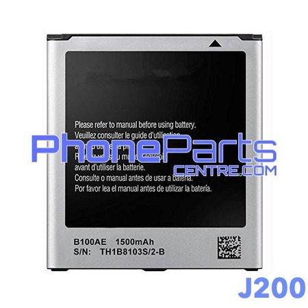 J200 Batterij premium quality voor Galaxy J2 (2015) - J200 (4 stuks)
