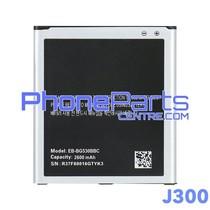 J300 Batterij premium quality voor Galaxy J3 (2015) - J300 (4 stuks)