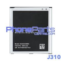 J310 Batterij premium quality voor Galaxy J3 (2015) - J310 (4 stuks)