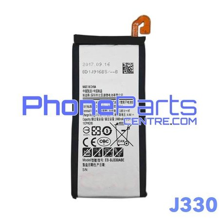 J330 Batterij premium quality voor Galaxy J3 (2017) - J330 (4 stuks)