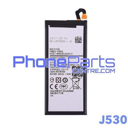 J530 Batterij premium quality voor Galaxy J5 (2017) - J530 (4 stuks)