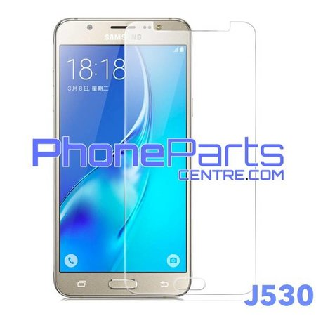 J530 Tempered glass premium quality - no packing for Galaxy J5 (2017) - J530 (50 pcs)