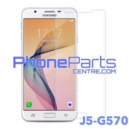 G570 Tempered glass - no packing for Galaxy J5 Prime (2016) - G570 (50 pcs)