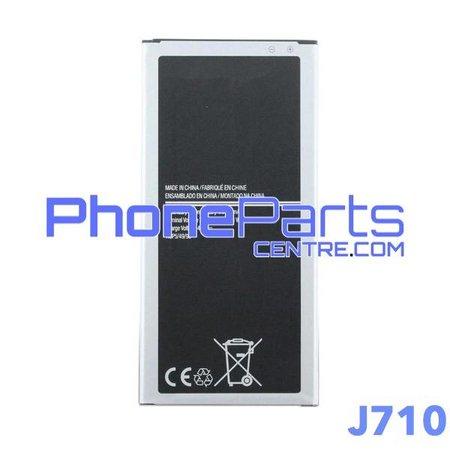 J710 Battery premium quality for Galaxy J7 (2016) - J710 (4 pcs)