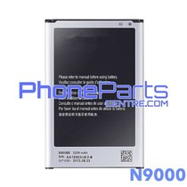 N9000 Battery premium quality for Galaxy Note 3 - N9000 (4 pcs)