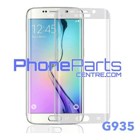 G935 Curved tempered glass - retail packing for Galaxy S7 Edge - G935 (10 pcs)