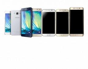 Galaxy S Types