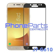 G610 5D tempered glass - no packing for Galaxy J7 Prime (2016) - G610 (25 pcs)