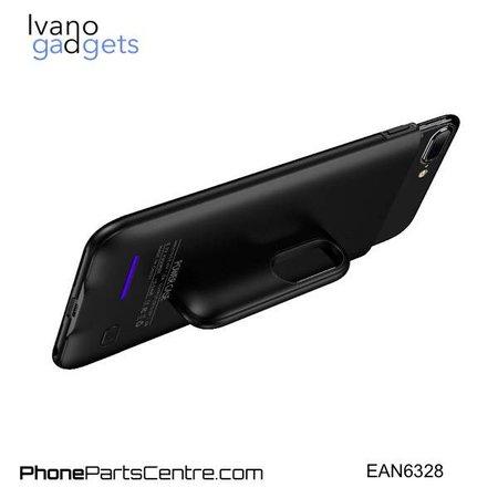 Ivano Ivano Batterij Hoesje voor iPhone 6+ 6s+ 7+ and 8+ - 4.200 mAh (2 stuks)