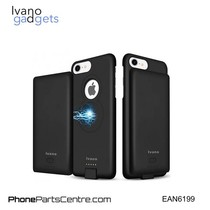 Ivano Magnetic Battery Case for iPhone 6 6S 7 and 8 - 4.000 mAh (2 pcs)