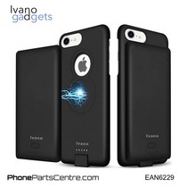 Ivano Magnetic Battery Case for iPhone 6+ 6s+ 7+ and 8+ - 5.000 mAh (2 pcs)