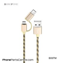 Borofone Type C Cable + Micro-USB BX9TM (20 pcs)