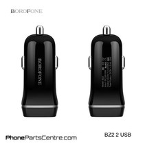 Borofone Car Charger 2 USB BZ2 (10 pcs)
