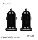 Borofone Borofone Car Charger 2 USB BZ5 (10 pcs)