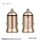 Borofone Borofone Car Charger 2 USB BZ6 (10 pcs)