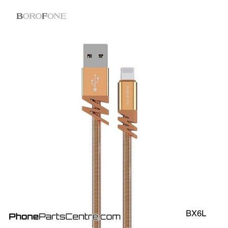 Borofone Borofone Lightning USB BX6L (10 stuks)