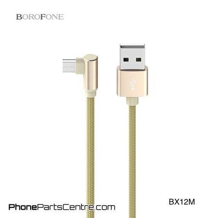 Borofone Borofone Micro-USB Cable BX12M (20 pcs)