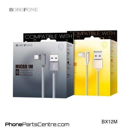 Borofone Borofone Micro-USB Kabel BX12M (20 stuks)