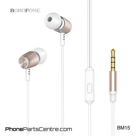 Borofone Borofone Oordopjes met snoer BM15 (10 stuks)