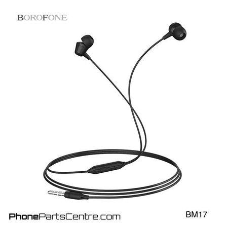 Borofone Borofone Oordopjes met snoer BM20 (20 stuks)