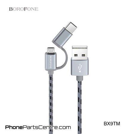 Borofone Borofone Type C Cable + Micro-USB BX9TM (20 pcs)