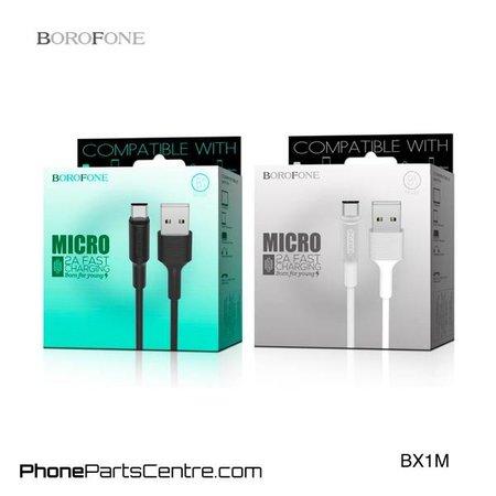 Borofone Borofone Micro-USB Cable BX1M (20 pcs)