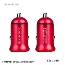 Borofone Car Charger 2 USB BZ6 (10 pcs)