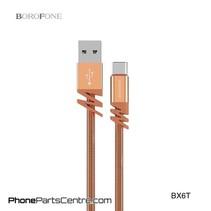 Borofone Type C Kabel BX6T (10 stuks)