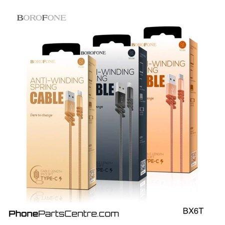 Borofone Borofone Type C Cable BX6T (10 pcs)