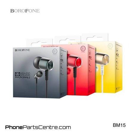 Borofone Borofone Wired Earphones BM15 (10 pcs)