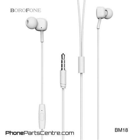 Borofone Borofone Oordopjes met snoer BM18 (10 stuks)