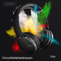 Joway Bluetooth Koptelefoon TD02 (2 stuks)