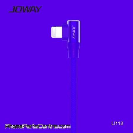 Joway Joway Lightning Cable LI112 1m (10 pcs)