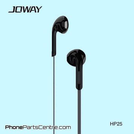 Joway Joway Wired Earphones HP25 1.25m (10 pcs)