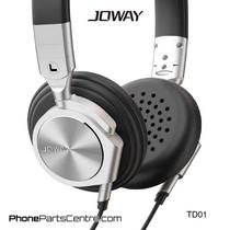 Joway Koptelefoon met snoer TD01 1.25m (2 stuks)