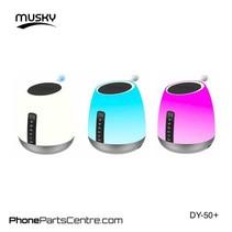 Musky Bluetooth Speaker DY-50+ (2 stuks)