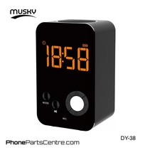 Musky Bluetooth Speaker DY-38 (2 stuks)