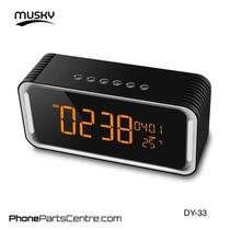 Musky Bluetooth Speaker DY-33 (2 stuks)