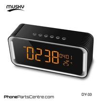 Musky Bluetooth Speaker DY-33 (2 pcs)
