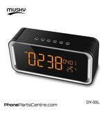 Musky Musky Bluetooth Speaker DY-33L (2 pcs)