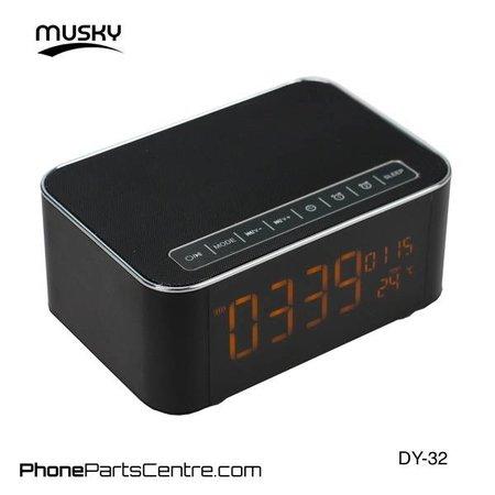 Musky Musky Bluetooth Speaker DY-32 (2 stuks)