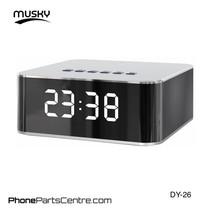 Musky Bluetooth Speaker DY-26 (1 pcs)